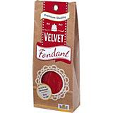 Velvet Rollfondant Rot, 2 x 250 g