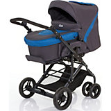 Kombi-Kinderwagen Torino 6S, anthracite-valuta blue