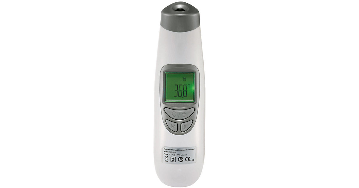 Thermometer, SoftTemp 3 in 1 mehrfarbig