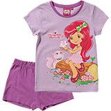 EMILY ERDBEER Schlafanzug für Mädchen