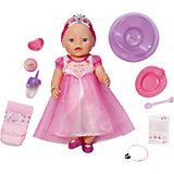 BABY born interactive Babypuppe Prinzessin, 43 cm