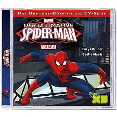 CD Der ultimative Spider-Man 08