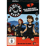 DVD Die Wilden Kerle 09 - Wilde Harausforderungen