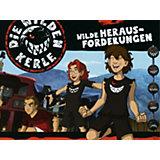CD Die Wilden Kerle 09 - Wilde Harausforderungen