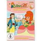 DVD Hexe Lilli - Lilli wird Prinzessin und 3 weitere Abenteuer