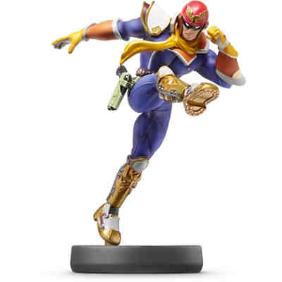 amiibo Figur Captain Falcon (Smash)
