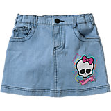MONSTER HIGH Kinder Jeansrock