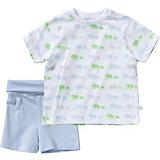 SANETTA Baby Schlafanzug für Jungen, Organic Cotton