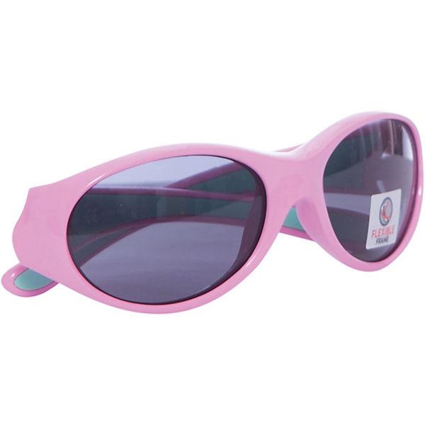 Очки солнцезащитные FLEXXY GIRL, розово-салатовые, ALPINA