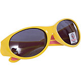 Очки солнцезащитные FLEXXY GIRL, желто-розовые, ALPINA