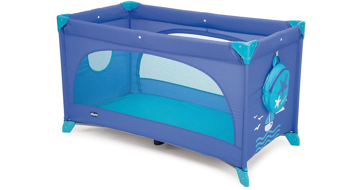 Reisebett Easy Sleep, Marine blau