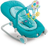 Кресло-качалка Balloon, Chicco, голубой