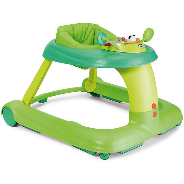 Lauflernhilfe Activity-Center Chicco 123, Green