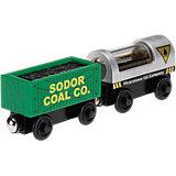 Thomas und seine Freunde - Öl- und Kohlefracht - Holz