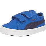 PUMA Elsu F Canvas Kinder Sneaker
