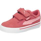 PUMA S Evolution V Kinder Sneaker, pink