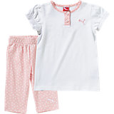 PUMA Set aus T-Shirt und Leggings für Mädchen
