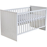Kinderbett CAMBINO PLAY, Weiß, 70 x 140 cm