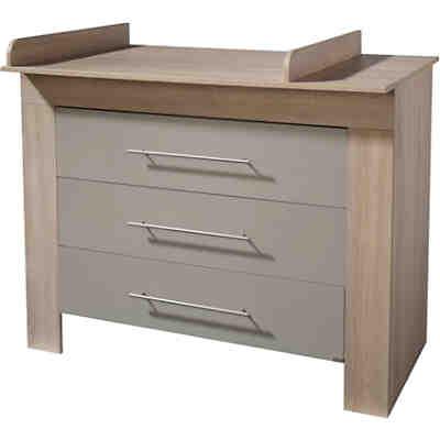 kleiderschrank opal 2 t rig schlamm sonoma eiche roba. Black Bedroom Furniture Sets. Home Design Ideas