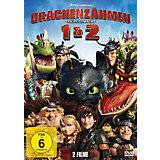 DVD Drachenzähmen leicht gemacht 1 & 2