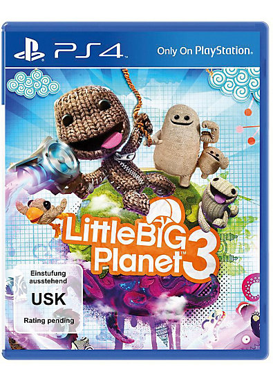 ps4 little big planet 3 mytoys. Black Bedroom Furniture Sets. Home Design Ideas