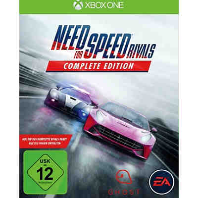 XBOXONE Need for Speed Rivals (Complete Edition)