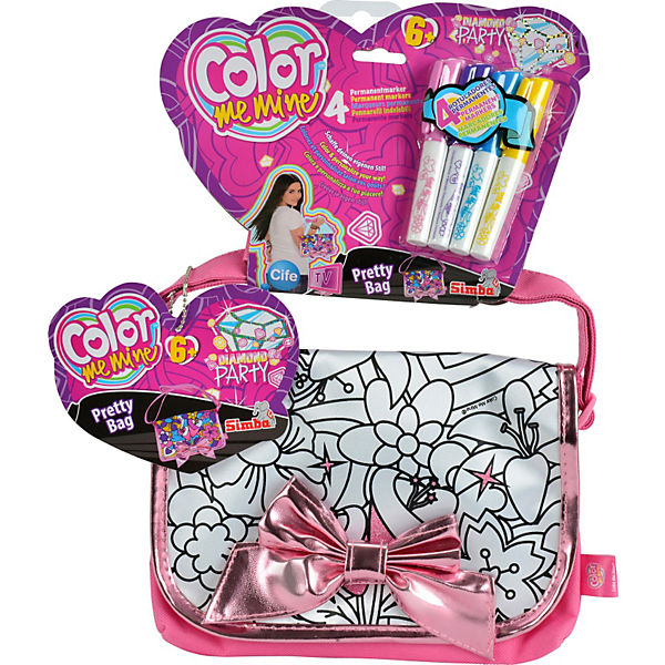 Color Me Mine Diamond Party Pretty Bag