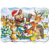 """Пазл """"Рождественская елка"""""""", 30 деталей, Castorland"""