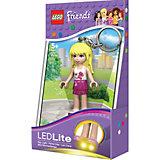 "Брелок-фонарик для ключей ""Стефани"", LEGO FRIENDS"