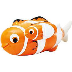Игрушка для ванной и бассейнов TURBO FISH с детенышем на магните, Roxy-kids, Рыбки-клоуны