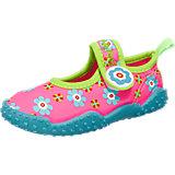 UV-Schutz Kinder Aqua-Schuhe Blumen