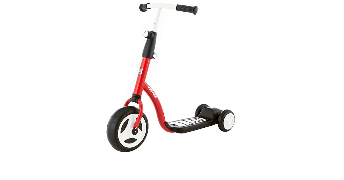 Kid´s Scooter Boy rot
