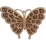 """Украшение """"Полет бабочки"""" 12см"""