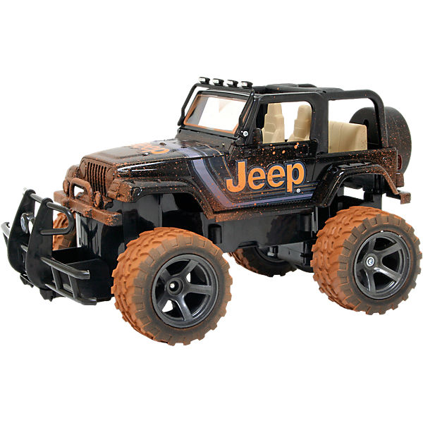 New Bright Jeep Mud Style 1:15