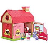 Домик друзей Hello Kitty (розовый), Blue Box
