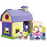 Домик друзей Hello Kitty (лиловый), Blue Box