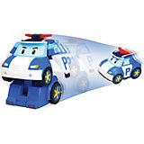 """Игрушка """"Робот-трансформер Поли"""" р/у, Робокар Поли"""