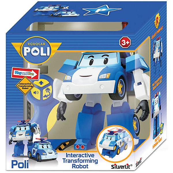 Игрушка робот трансформер поли
