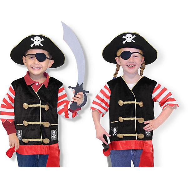 """Карнавальный костюм """"Пират"""", Melissa & Doug"""