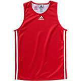 adidas Performance Basketball Shirt zum Wenden für Jungen