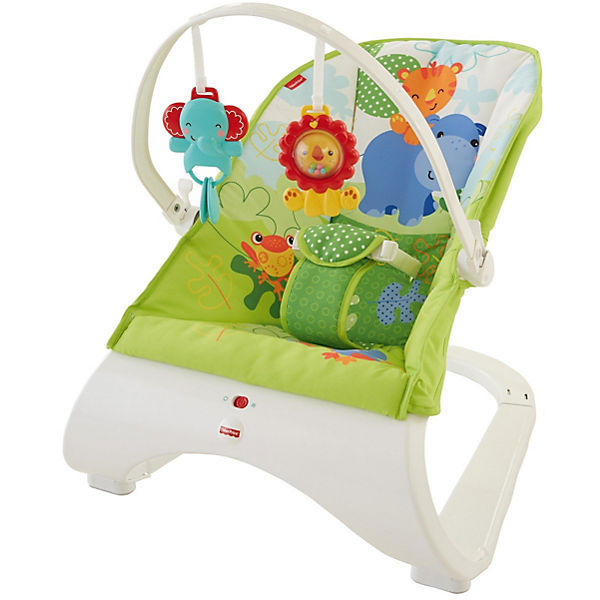 Fisher-Price - Comfort Curve Wippe