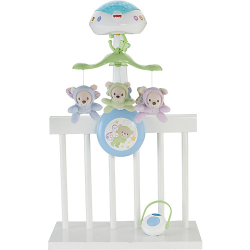 Fisher-Price - Mobile 3-in-1 Traumbärchen