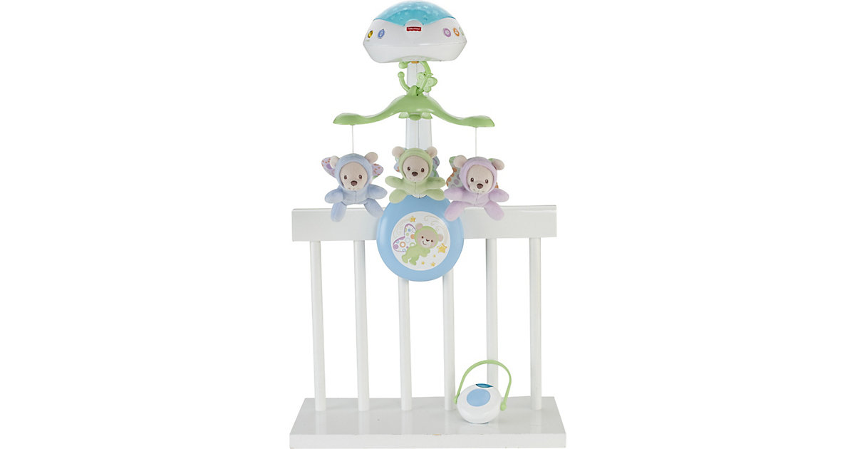 Fisher-Price - Mobile 3-in-1 ´´Traumbärchen´´