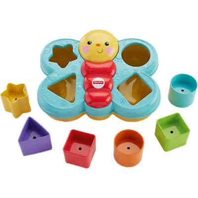 Fisher-Price - Sortierspaß-Schmetterling