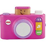 Fisher-Price Lernspaß - Klick und Lern Kamera (pink, deutsch und englisch)