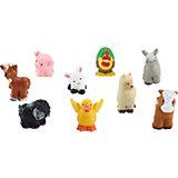 Little People - Tierfreunde Set, Geschenkset