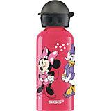 Alu-Trinkflasche Minnie & Daisy, 400 ml