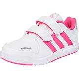 adidas Performance Kinder Sportschuhe LK Trainer 6 CF, weiß/pink