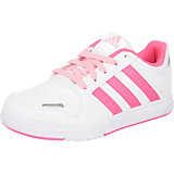 adidas Performance Kinder Sportschuhe LK Trainer 6, weiß/pink
