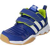 adidas Performance Kinder Sportschuhe GymPlus 3 CF, blau
